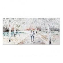 Glezna Dekodonia Akrīls Koks Tradicionāls Canvas (150 x 3 x 70 cm)