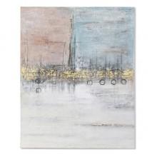 Glezna Dekodonia Akrīls Koks Moderns Canvas (120 x 3 x 150 cm)