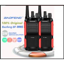 Baofeng BF-999S rācijas divas