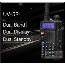 Baofeng UV-5R rācija