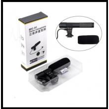 Mikrofons digitālai ierakstīšanai, 3,5 mm, DV, SLR, kamera